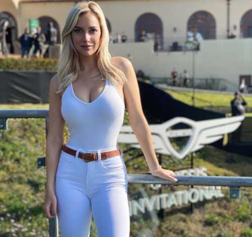 Paige Spiranac Professional Golfer, Fitness Influencer