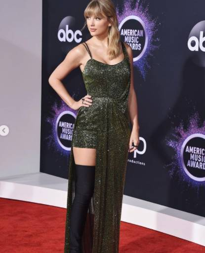 Taylor Swift named artist of the year at American Music Awards, American Music Awards 2020: the winners in full see full details