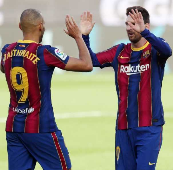 5 talking points from Barcelona's 4-0 win over Osasuna