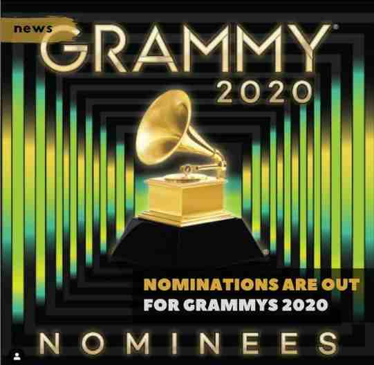 Grammy Nominations 2021: See the List