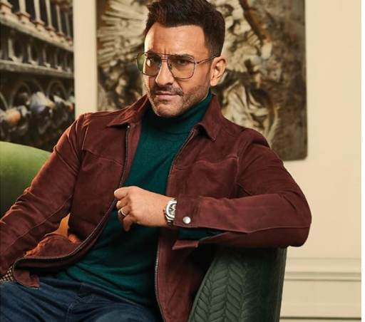 Saif Ali Khan on acting amid the pandemic: 'It's a high-risk profession, virtually like working at a hospital'