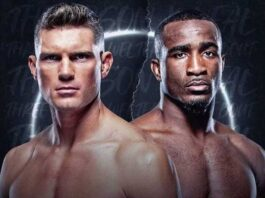 UFC Fight Night: Thompson vs Neal live streaming details, TV channels, and match timings
