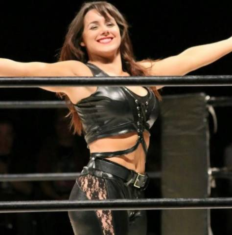 Nikki Cross has a message for Asuka ahead of TLC 2020