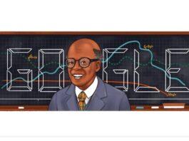Sir W. Arthur Lewis: Google celebrates economist, a professor with the doodle