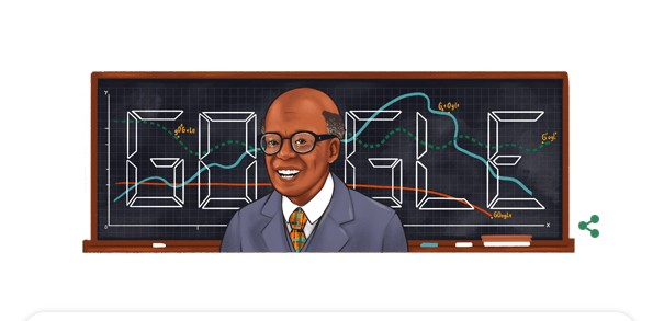 Sir W. Arthur Lewis: Google celebrates economist, a professor with the doodle