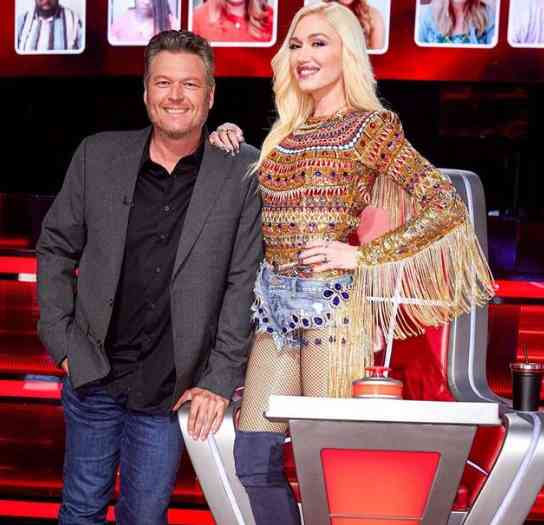 Gwen Stefani's Comeback Single Has Absolutely Zero Blake Shelton