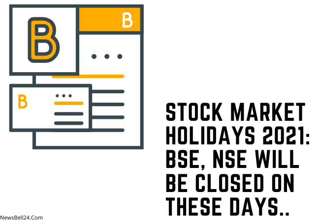 Stock Market Holidays 2021