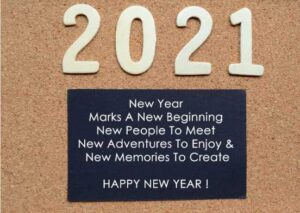 New Yr 2021 Wishes, Whatsapp Status, Facebook Greetings, Quotes, Happy New Year Images