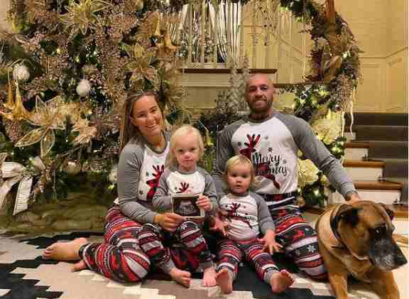 UFC star Conor McGregor announces that he will become a father for third time in 2021