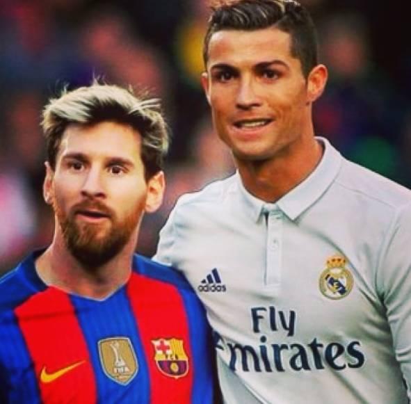 Juventus attacker Paulo Dybala chooses between Lionel Messi and Cristiano Ronaldo