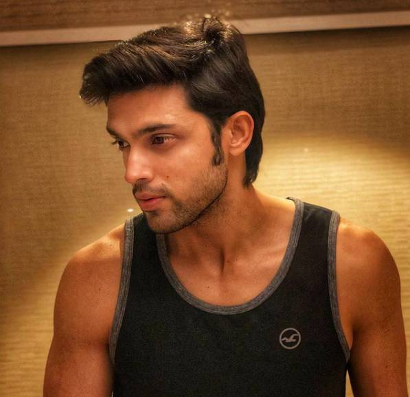 Parth Samthaan does handstand push-ups for the first time, gives us fitness goals