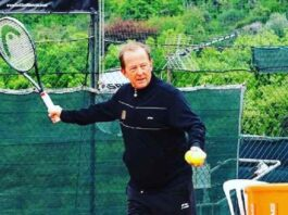 Legendary tennis coach Bob Brett dies at 67 after cancer battle