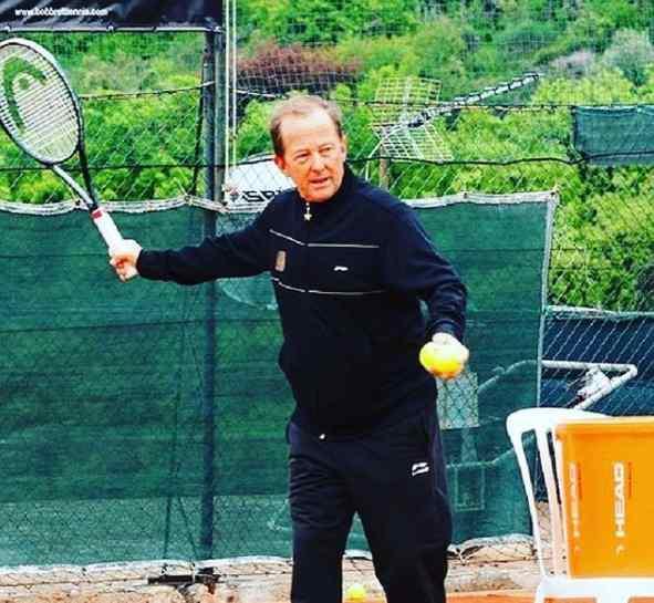 Legendary tennis coach Bob Brett dies at 67 after cancer battle