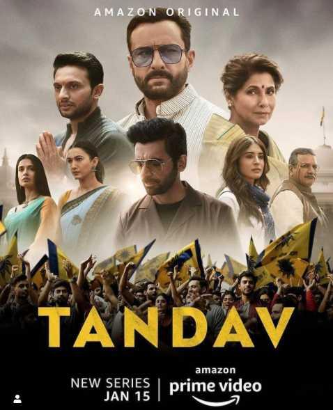 TandavReview: Dimple Kapadia, Saif Ali Khan's Web-Series Dances To A Facile Bollywood Beat