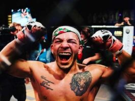 Who is arrested UFC fighter Irwin Rivera: Record, height, weight & age more