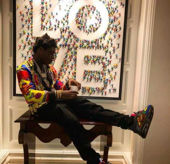 Kodak Black reveals new post-prison look