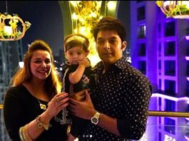 Kapil Sharma, Ginni Chatrath blessed with baby boy