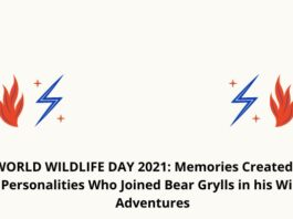 WORLD WILDLIFE DAY 2021