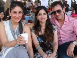 """""""Diva"""" Kareena Kapoor And """"Dude"""" Saif Ali Khan In Rare Throwback Pics"""