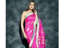 Trending: Kriti Sanon's Pic FromHeropantiAudition