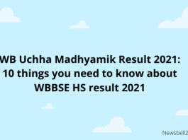 WB Uchha Madhyamik Result 2021: 10 things you need to know about WBBSE HS result 2021