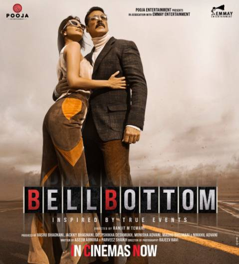 BellBottom film review and launch UPDATES. This is what fans and celebrities are saying about the Ranjit Tiwari directorial BellBottom, starring Akshay Kumar, Vaani Kapoor, Lara Dutta, and Huma Qureshi. The movie releases in theatres on Thursday.